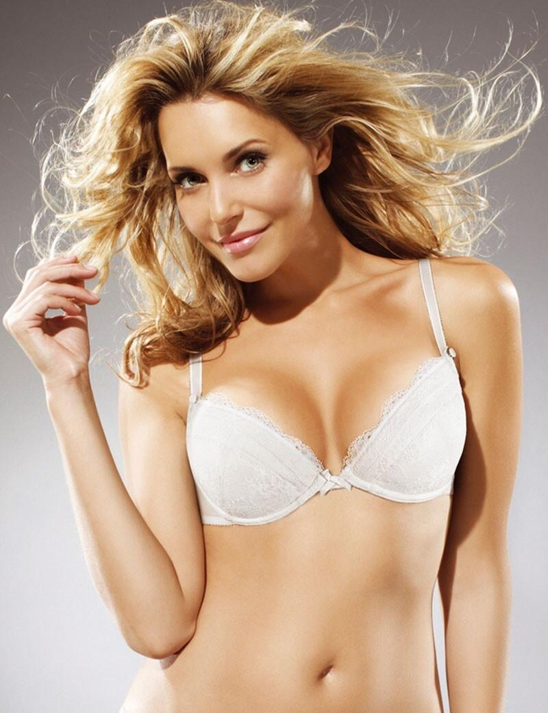 Wonderbra The Original Lace Bra - White
