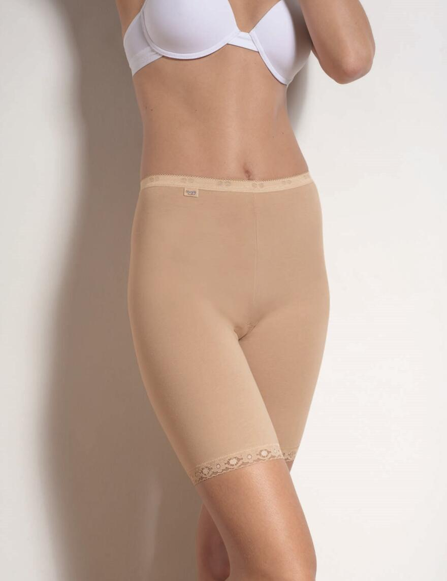 Sloggi Basic Long Briefs - Skin