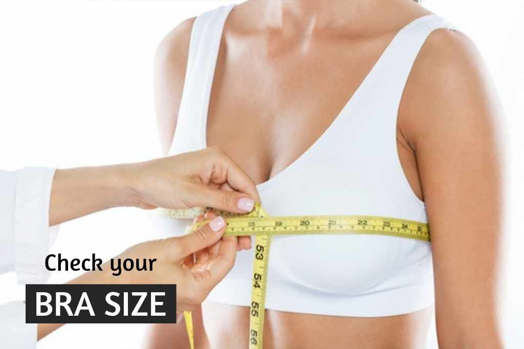 Check Your Bra Size