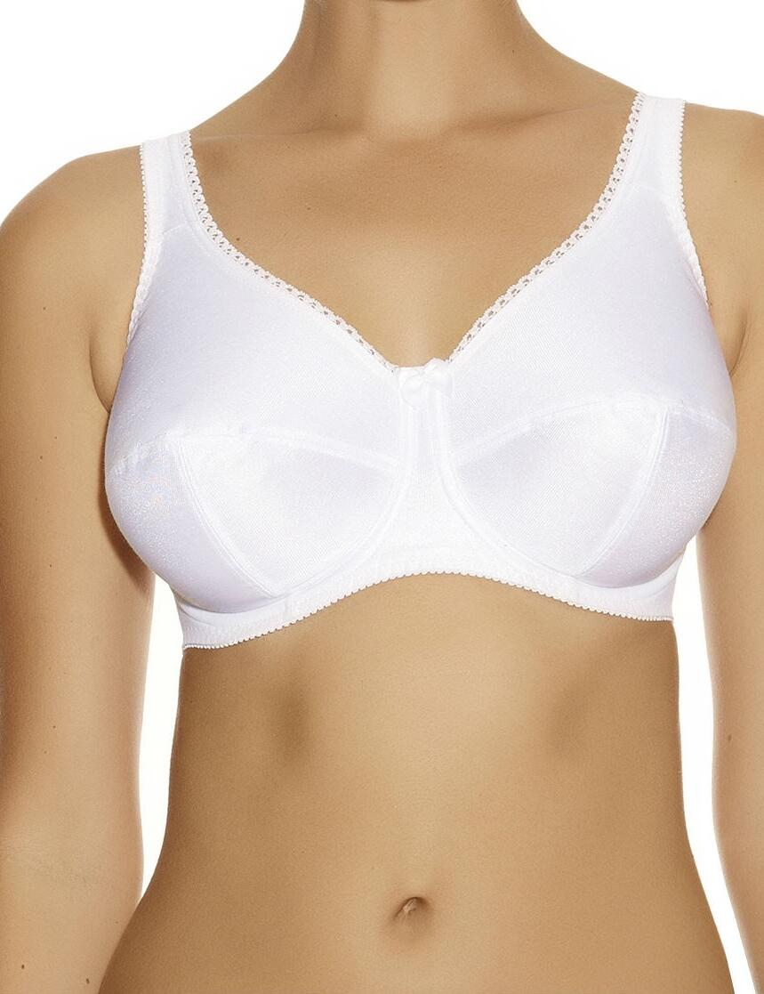 Fantasie Speciality: Smooth Underwired Bra-6500 - White