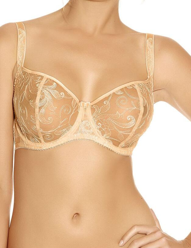Fantasie Allegra : Vertical Seam Bra FL9091 - Butterscotch