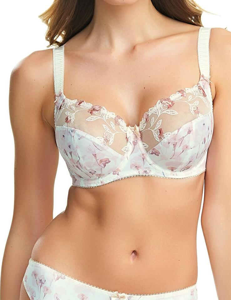 Fantasie Alicia Side Support Bra - Ivory