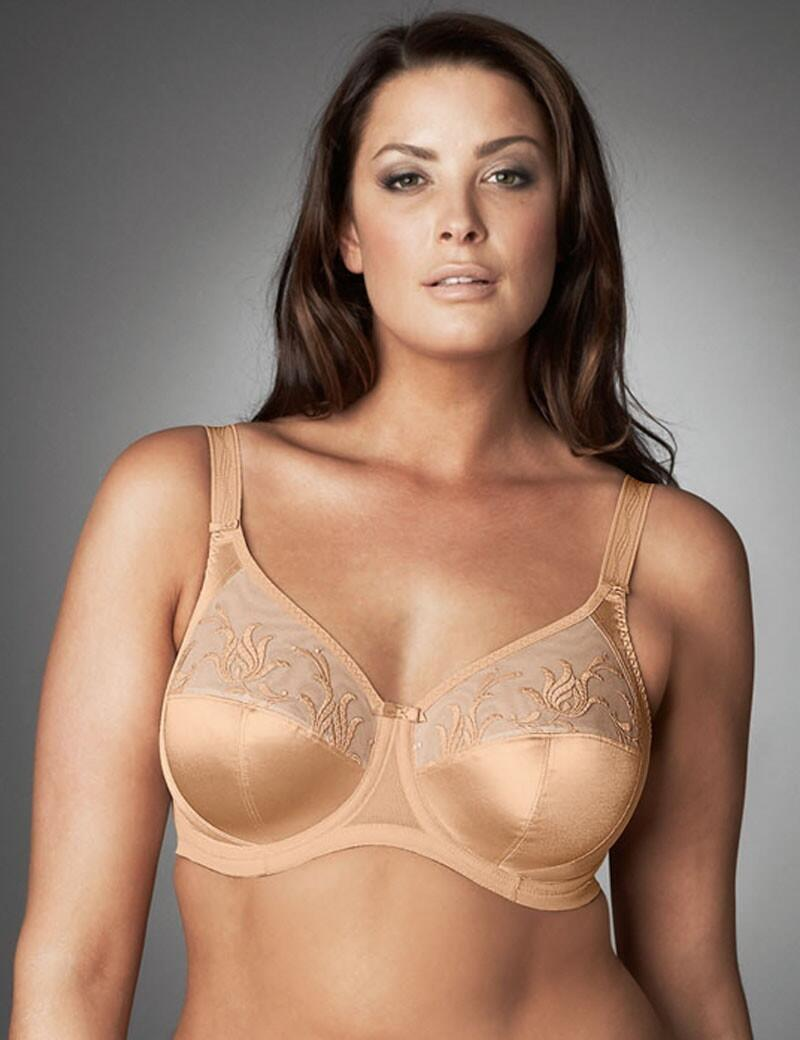 Elomi Caitlyn : Side Support Bra - Nude