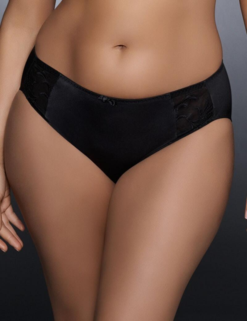 Elomi Caitlyn : Brief - Black