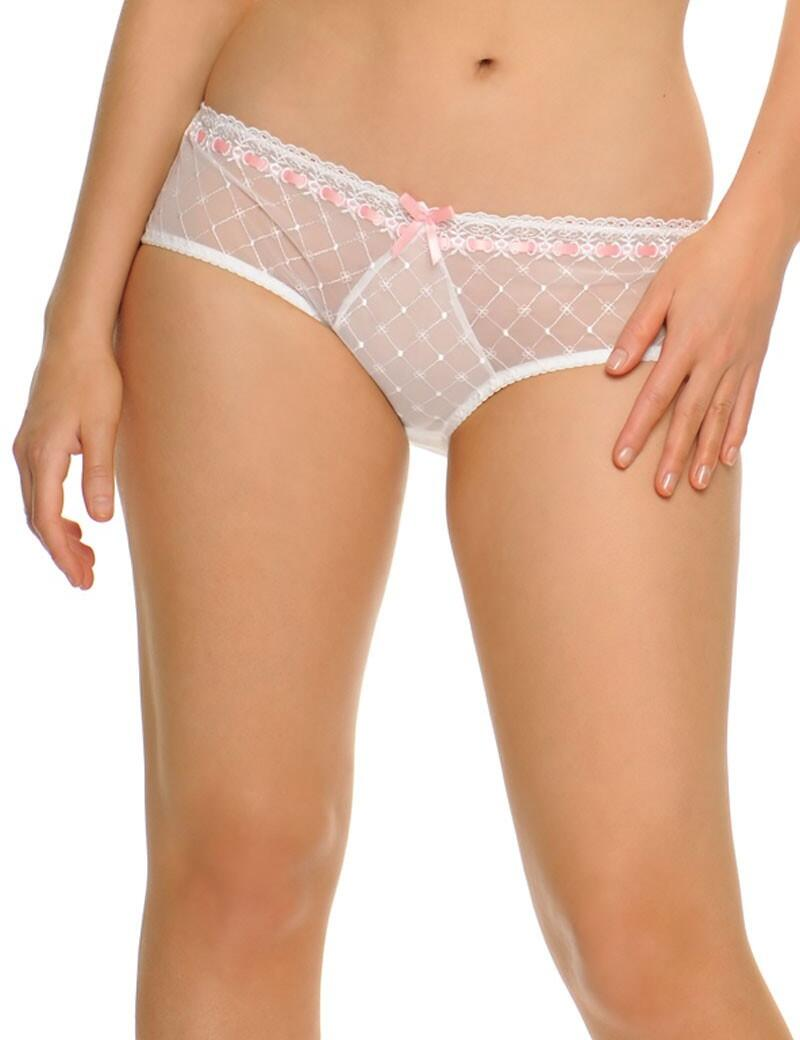Curvy Kate Portia : Short - White