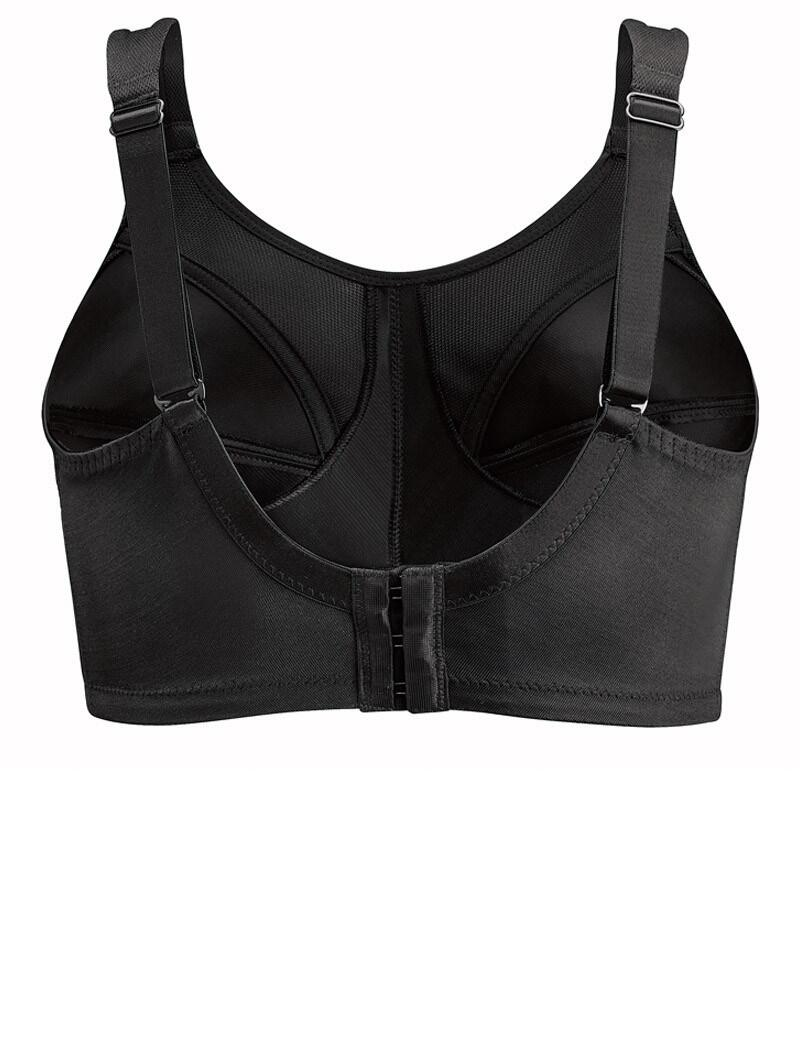 Shock Absorber : D+Active Classic Support S109 - Black