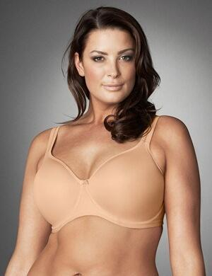 Elomi Smoothing : Foam Moulded Bra OUTLET - Nude