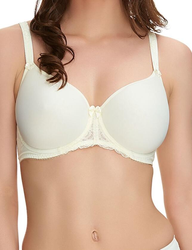 Fantasie Rebecca Lace:Spacer Full Cup Bra - Ivory
