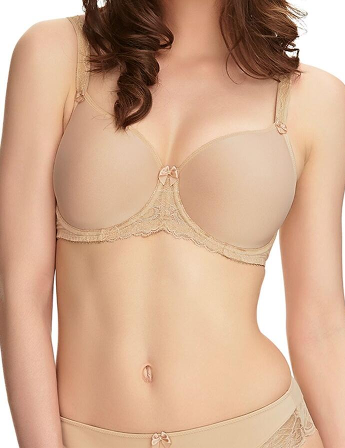 Fantasie Rebecca Lace:Spacer Full Cup Bra - Sand