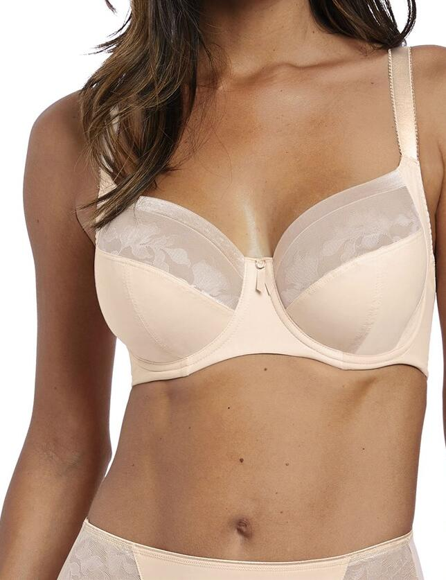 Fantasie Illusion: Side Support Bra - Natural Beige