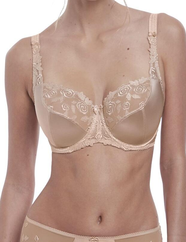 Fantasie Belle : Underwired Balcony Bra FL6010 - Natural Beige