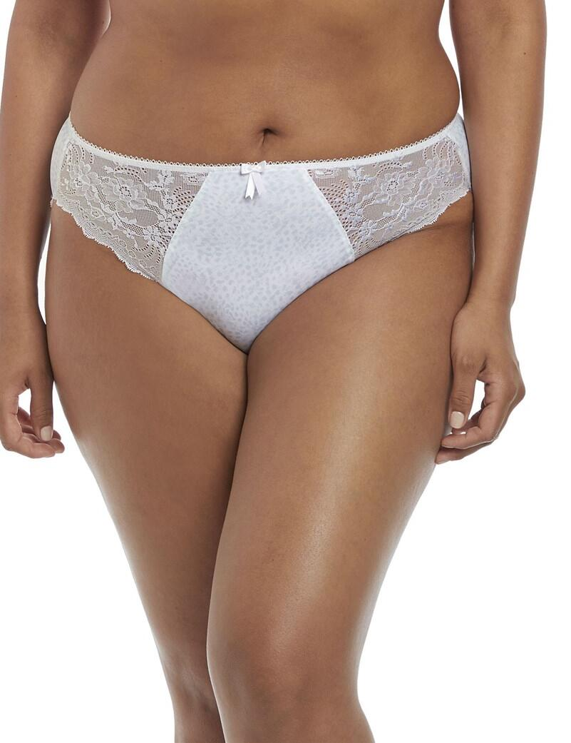 Elomi Morgan : Brief - White