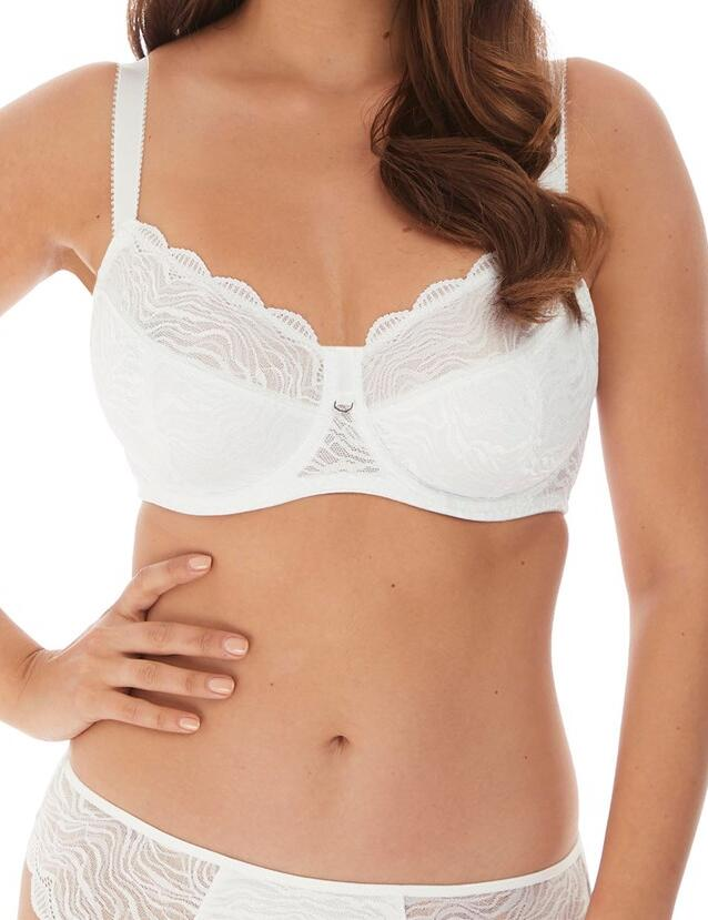Fantasie Impression: Average Cover Bra - White