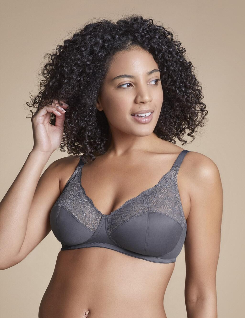 Royce Joely: Soft cup Bra - Grey