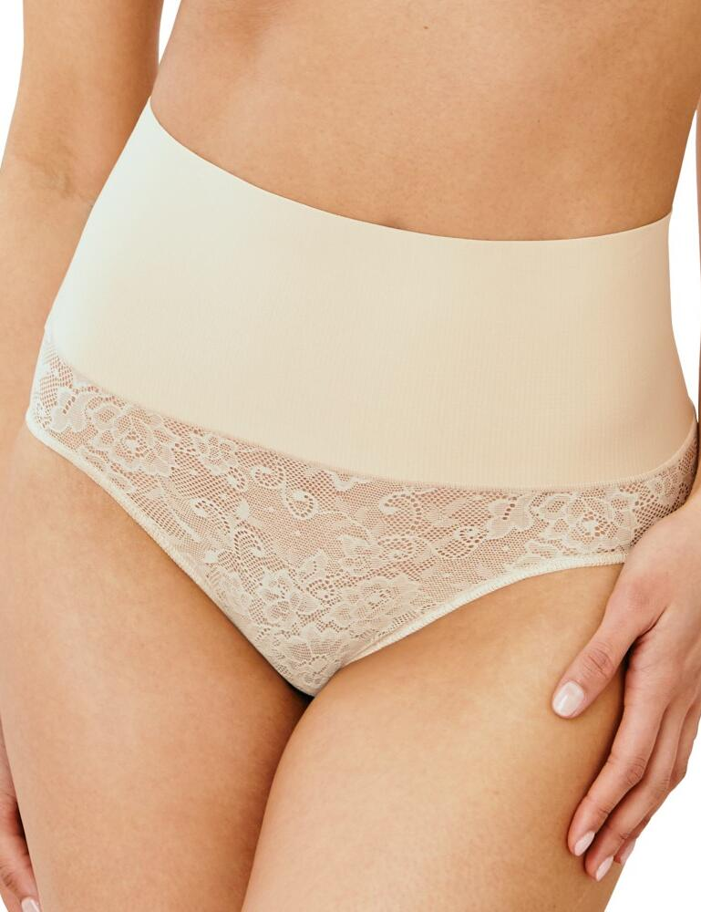 Maidenform: Tame Your Tummy Tailored Brief - Nude
