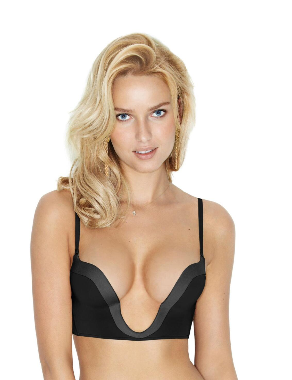 Wonderbra Ultimate Plunge: W00J5 - Black