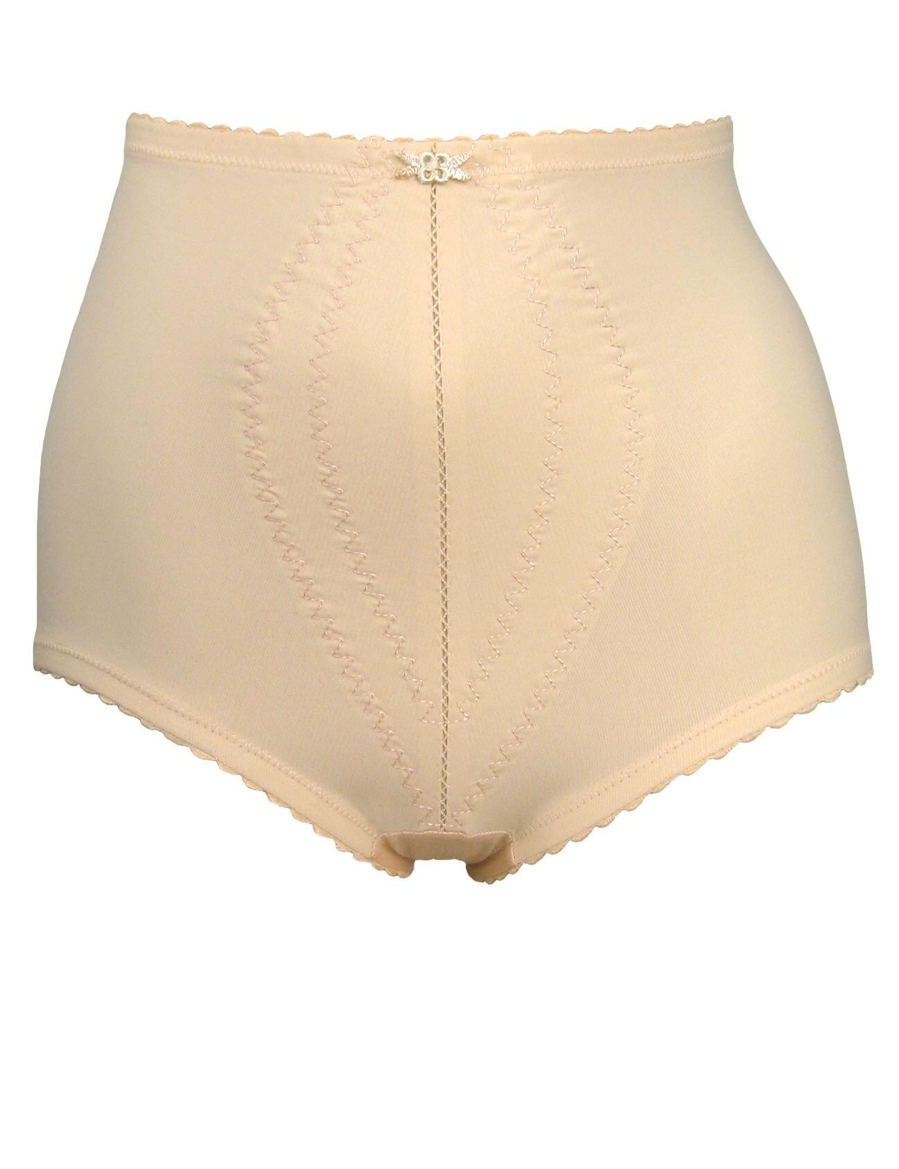 Playtex I Can't Believe it's a Girdle:Firm Control Brief P2522 - Beige