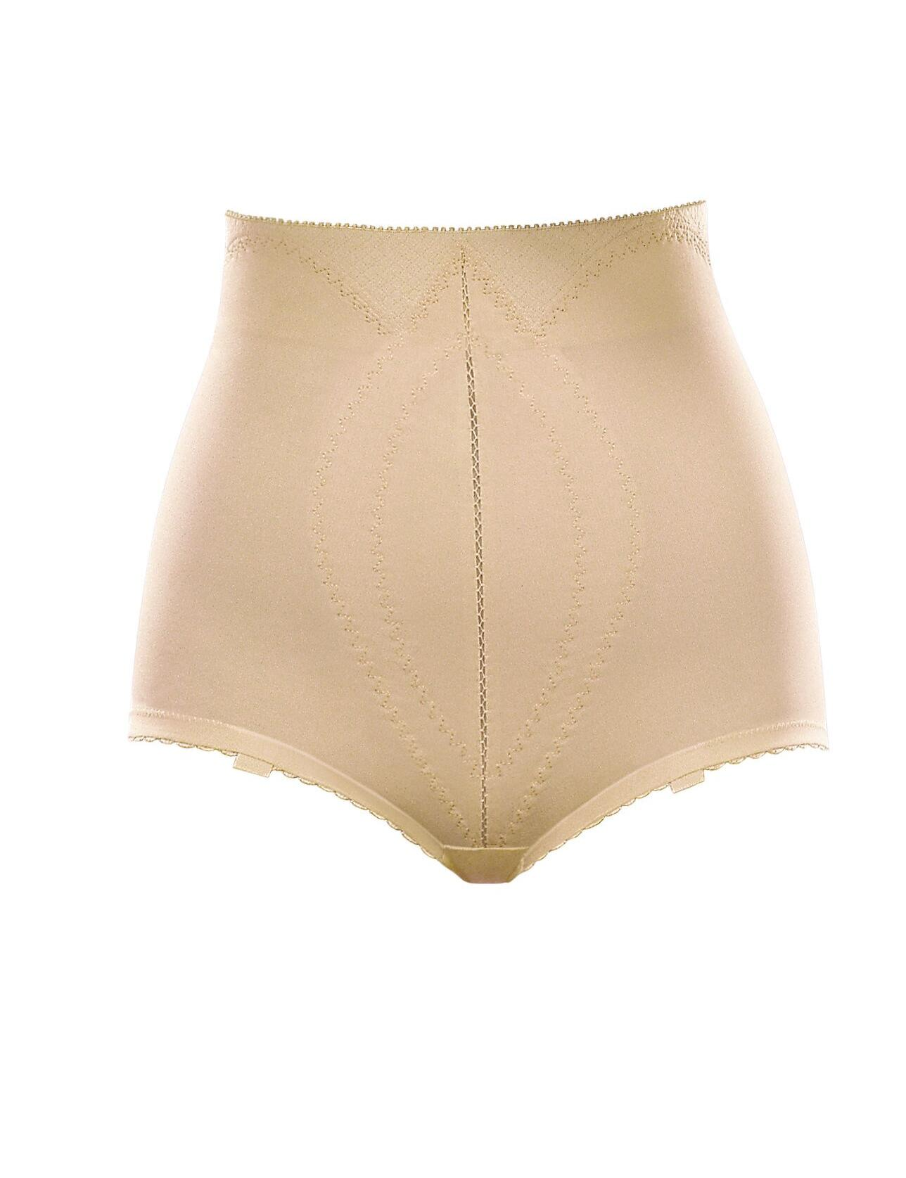 Playtex I Can't Believe it's a Girdle: Firm Control P2464 - Beige