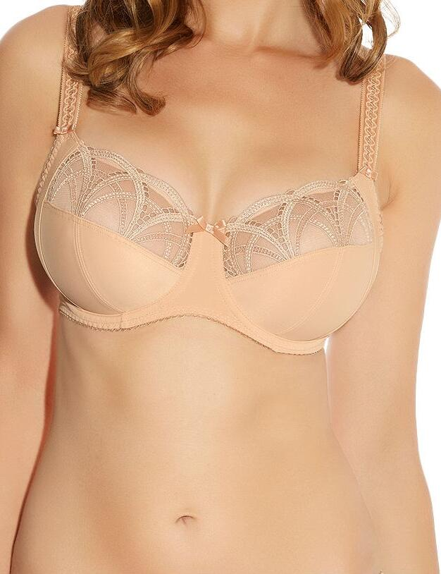 Fantasie Alex: Underwired Side Support Bra FL9152 - Sand