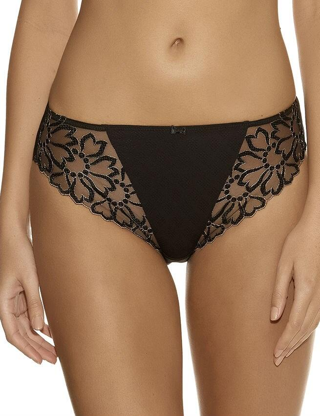 Fantasie Jacqueline: Brief - Black