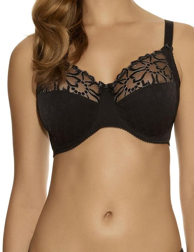 Fantasie Jacqueline : Full Cup  - Black