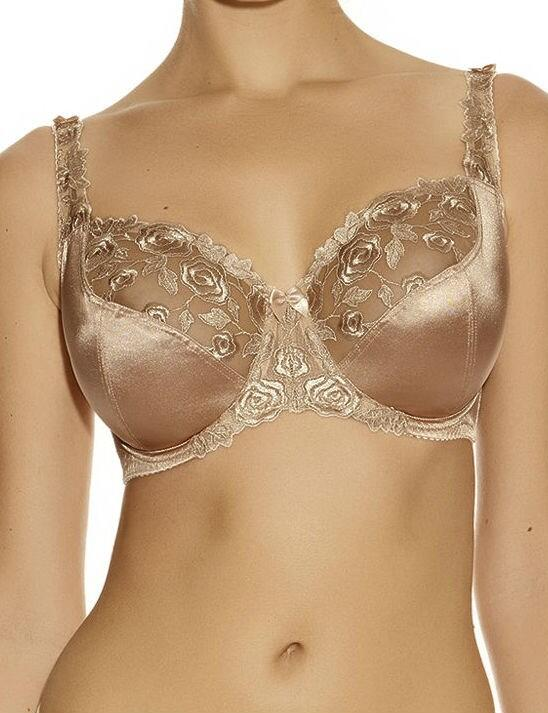 Fantasie Belle: Underwired Balcony Bra 6010 - Bamboo