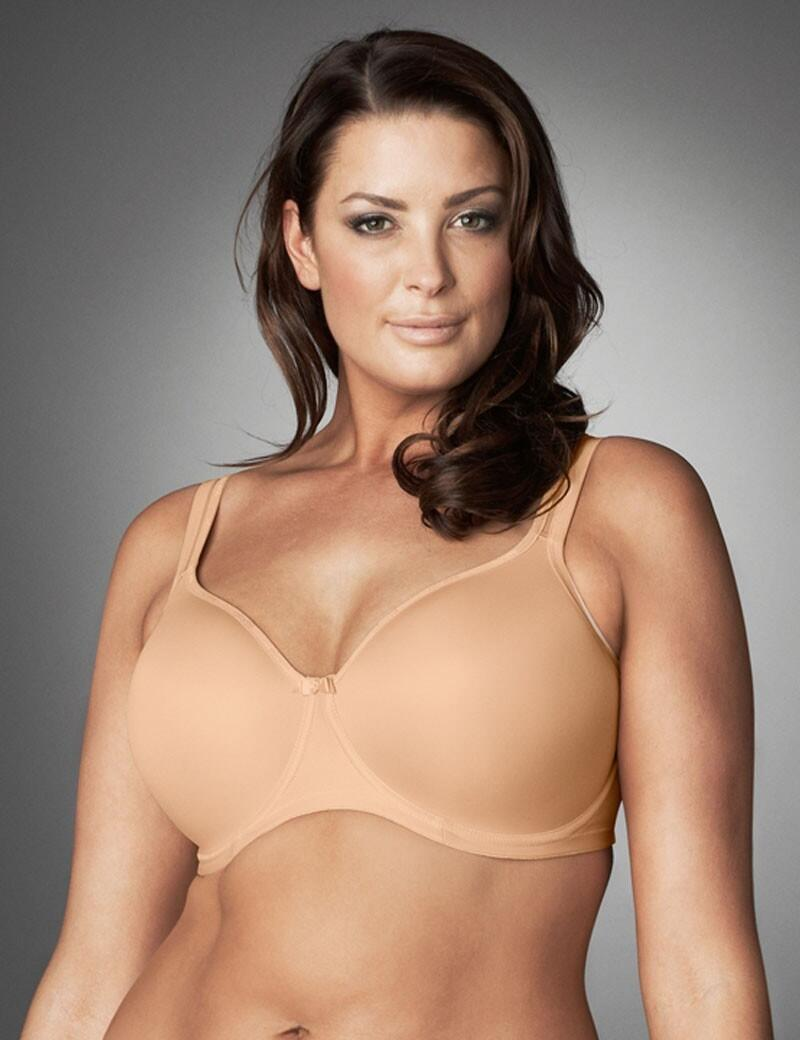 Elomi Smoothing : Foam Moulded Bra-OUTLET - Nude