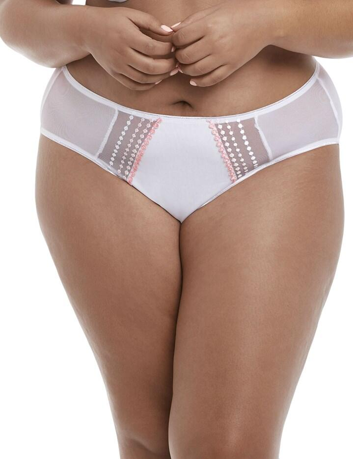 Elomi Matilda : Briefs - White