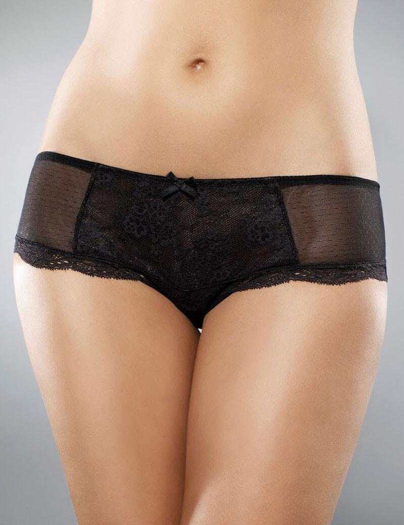 Wonderbra Lace Shortie OUTLET - Black