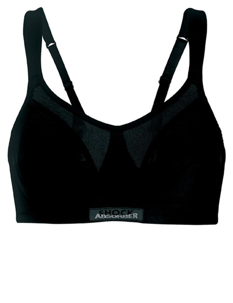 Shock Absorber : D+Active Classic Support SN109 - Black