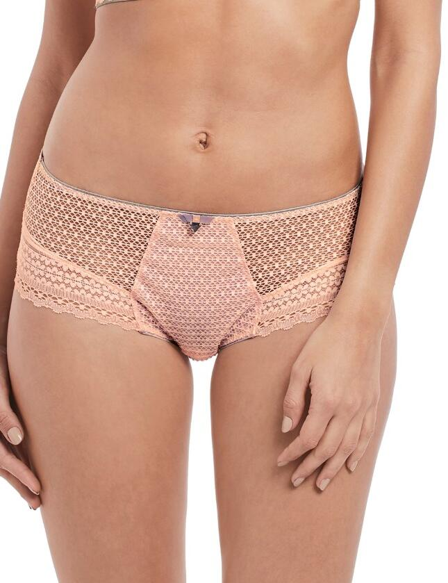 Freya Daisy Lace: Short - Blush