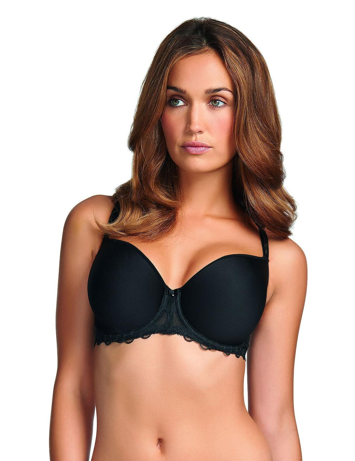 Fantasie Eclipse : Balcony Bra FL9002 - Black