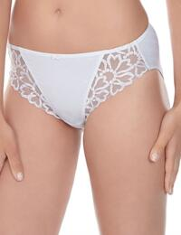Fantasie Jacqueline : Brief - White