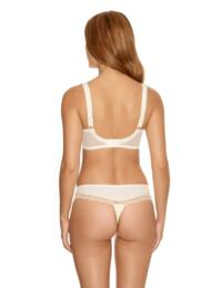 Fantasie Mae : Underwired Padded Half Cup - Champagne
