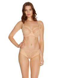 Freya Rio : Underwired Balcony Bra AA3510 - Naturally Nude