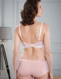 Royce Rosie : Non wired Bra - Pink