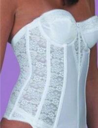 Dominique 8949 Basque Lace - Ivory