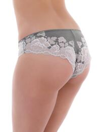 Fantasie Marianna : Brazilian Brief - silver