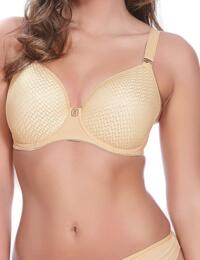 Freya Muse : Underwired Spacer Moulded Bra - Sand