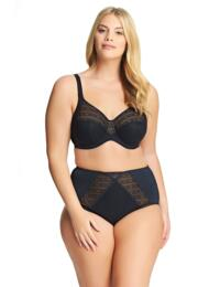 Elomi Mitzi: Underwired Bra - Black