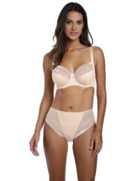 Fantasie Illusion : Side Support Bra - Natural Beige