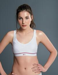 Royce My First : Sports Bra - White