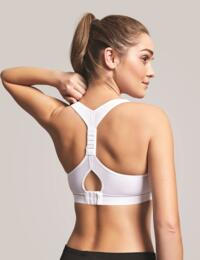 Royce Impact Free : Flex Fit Sports Bra - White