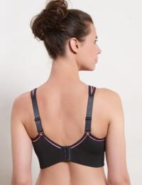 Royce Impact Free G-K : Sports Bra  - Black