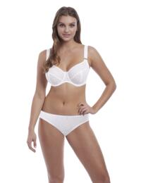 Freya Starlight: Balcony Bra - White