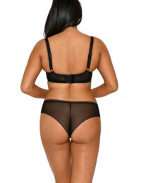 Curvy Kate Lifestyle : Plunge Bra - Black