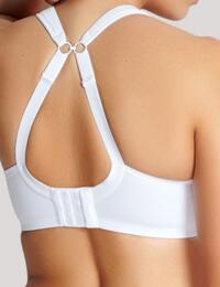 Panache Sport : Sport Bra - White