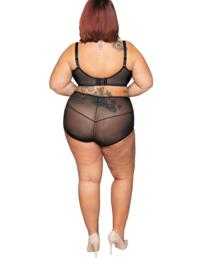 Curvy Kate Delightful: Full Cup - Black