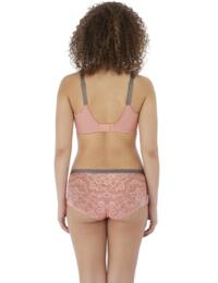 Freya Offbeat: Side Support Bra - Rosehip