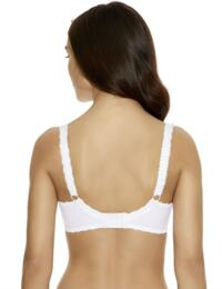 Freya Rapture : Padded Half Cup Bra 50% OFF - white
